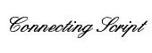 Boxenschilder Kollektion Schrifttyp
